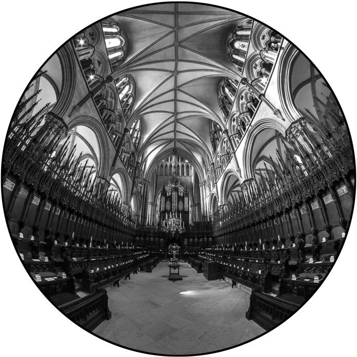 St Hugh's Choir © Samuel Mather Photography