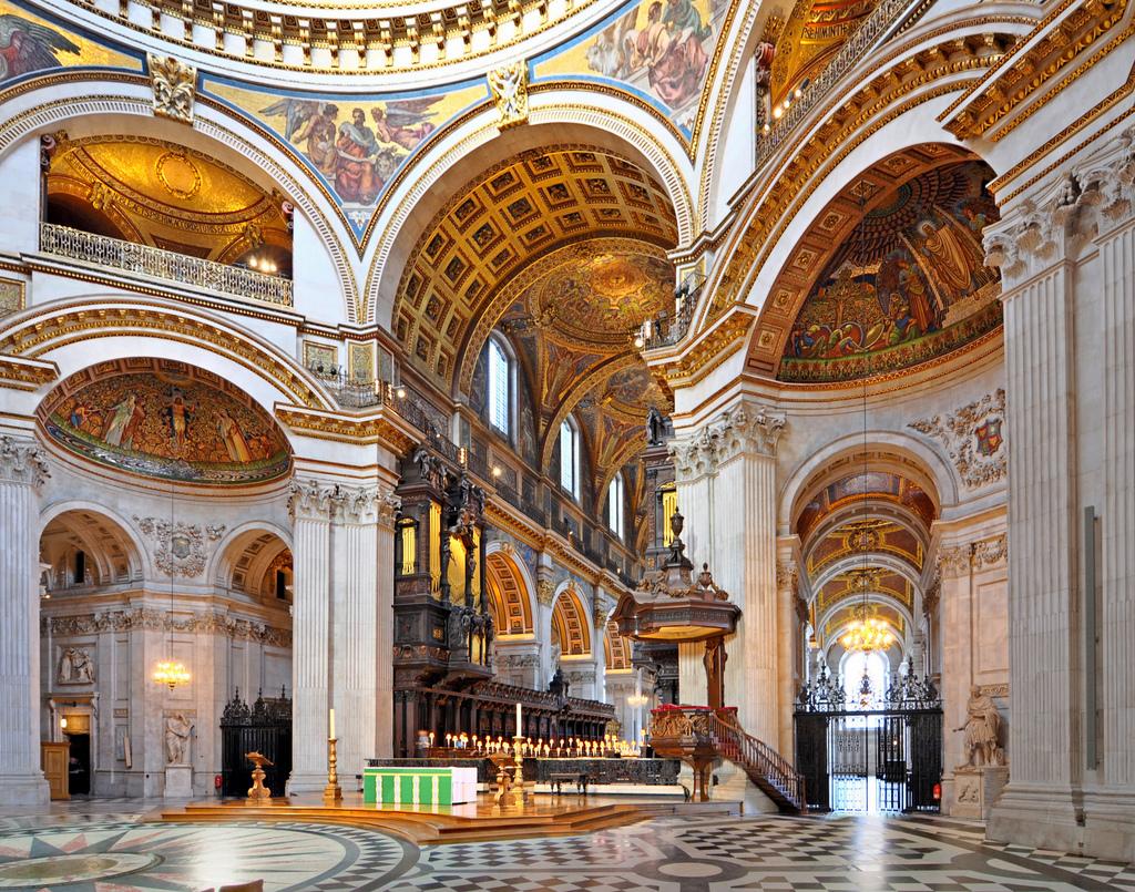 St Paul's altar